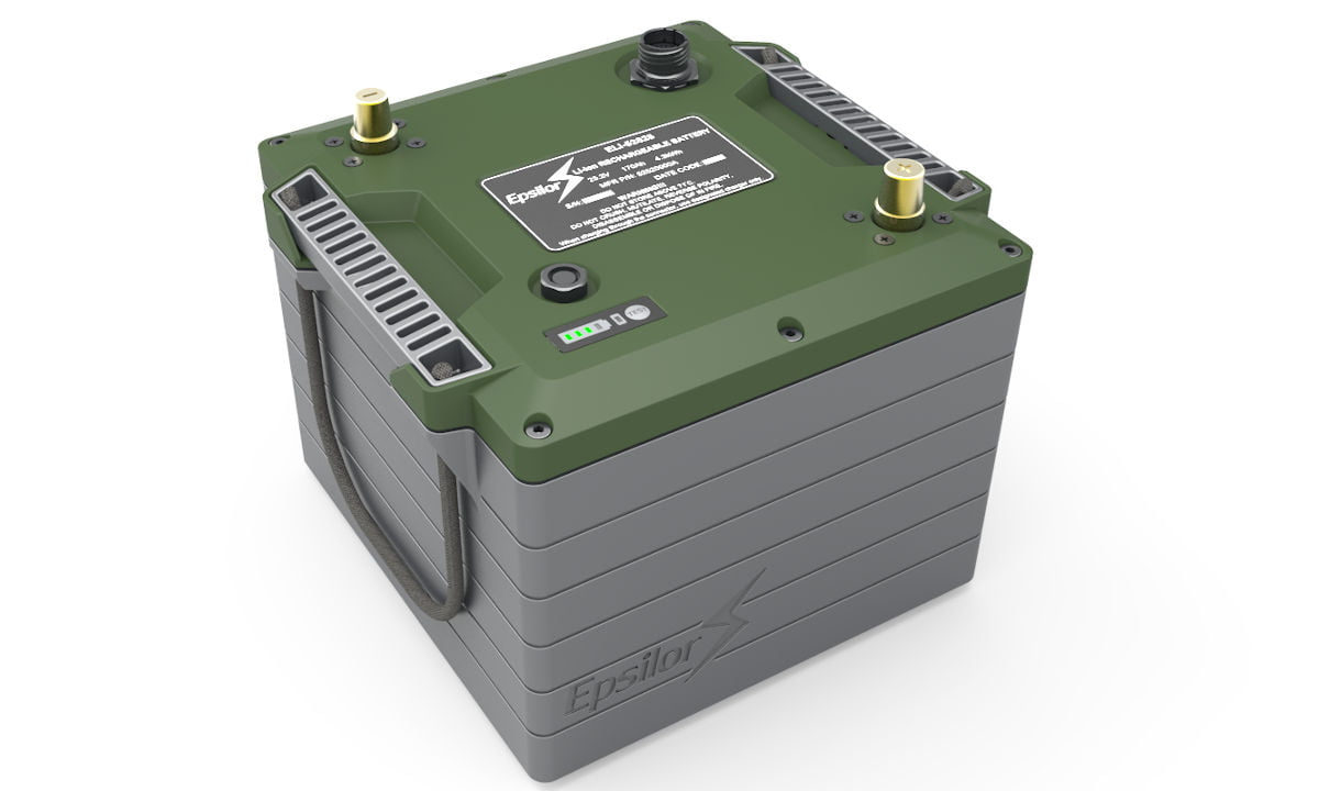 Battery Technology Transforms the Defense Industry