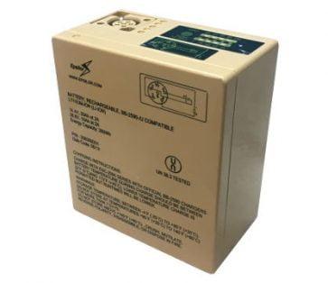 Epsilor - ELI-2590: BB-2590/U - Standard BB-2590/U Compatible Battery (7.8Ah; 230Wh)