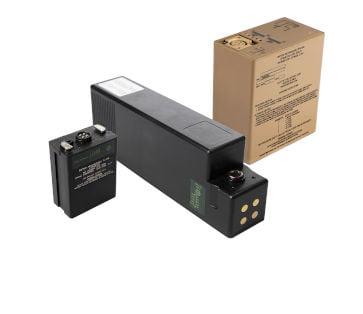 Epsilor - Off-The-Shelf Tactical Batteries
