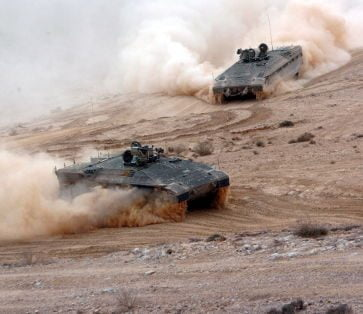 Epsilor - Military Vehicles Batteries