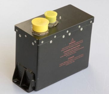 Epsilor - Batteries for Tactical and MALE UAS - image 1