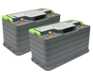 Epsilor - Batteries for RHIB and electric boats