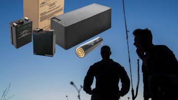 Epsilor - Standard Military Batteries