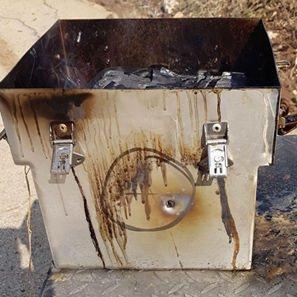 Fire Safety Breakthrough in Li-ion Batteries