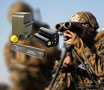 Epsilor - Custom Military Batteries