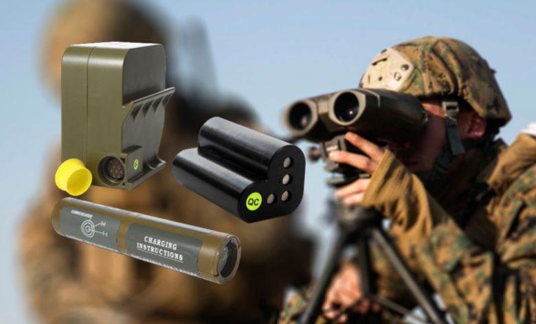 Custom Military Batteries